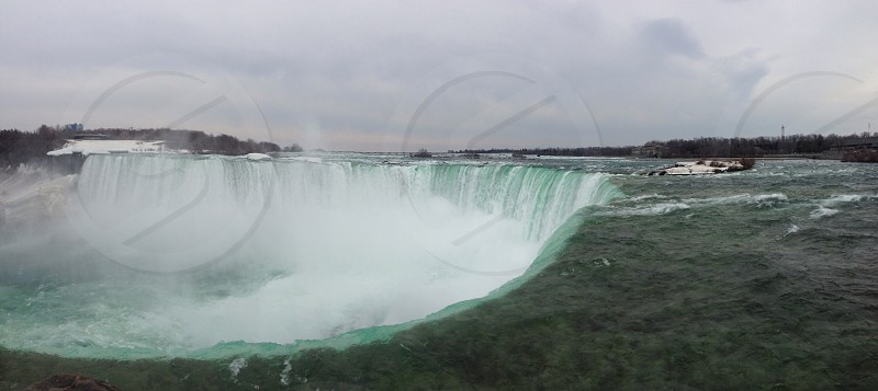 Niagara Falls waterfall photo