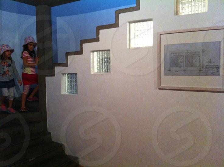 Casa-estudio Frida khalo and Diego Rivera.  photo