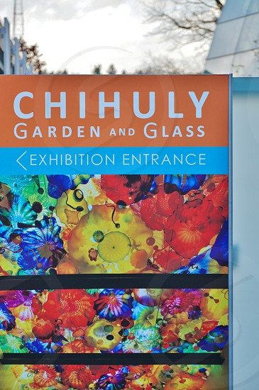 Chihuly Garden and Glass - Seattle WA photo