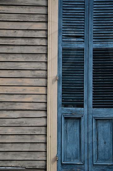 Shutters - New Orleans LA photo