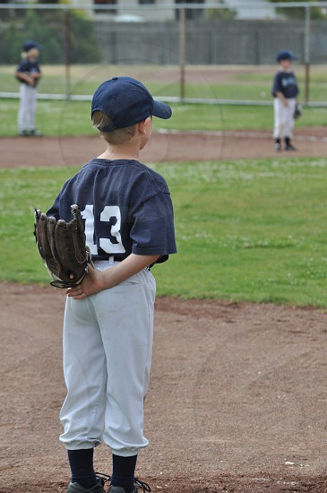 Youth baseball photo