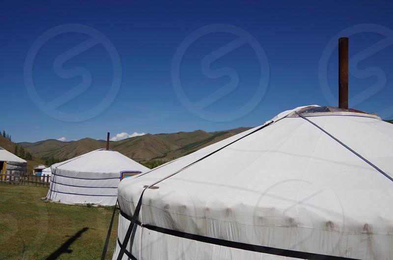 Mongolia gel photo