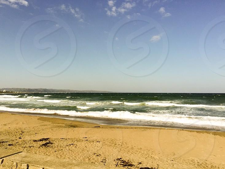 ずっと眺めていられる海辺 photo