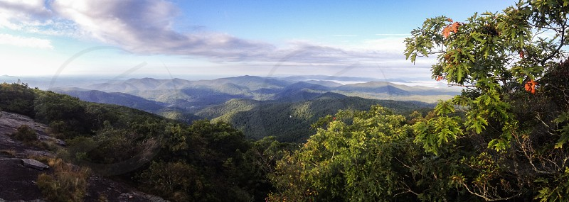 Blood Mountain :: Blue Ridge Mountains GA photo