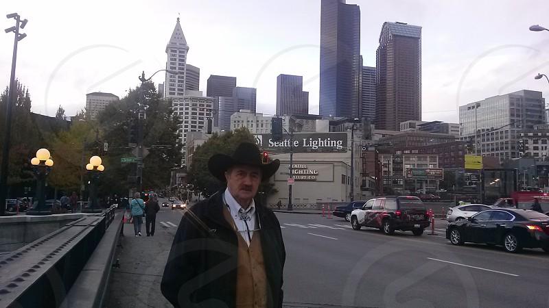 Garry in Seattle photo