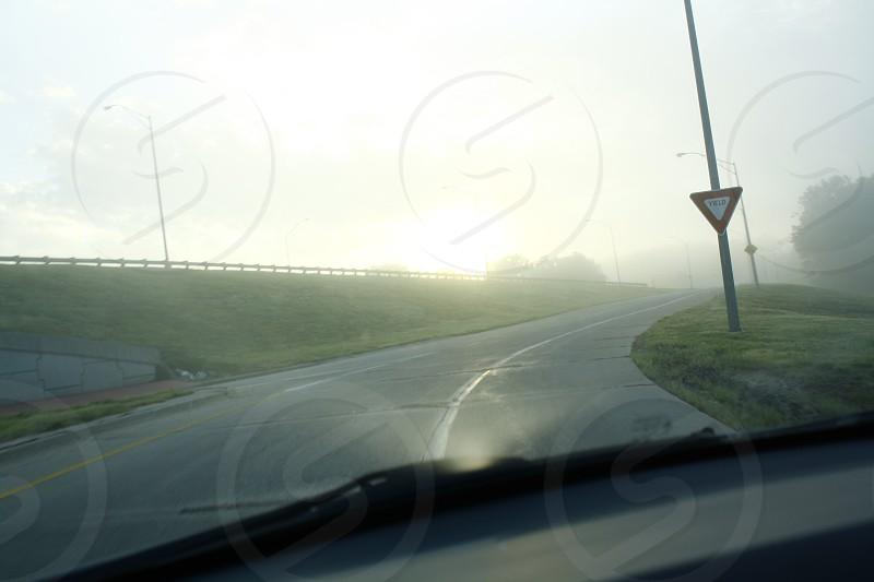 foggy mornings photo