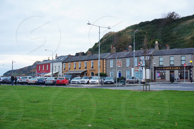 Howth near Dublin Ireland photo