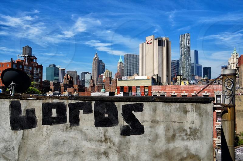 Lower East Side NYC photo