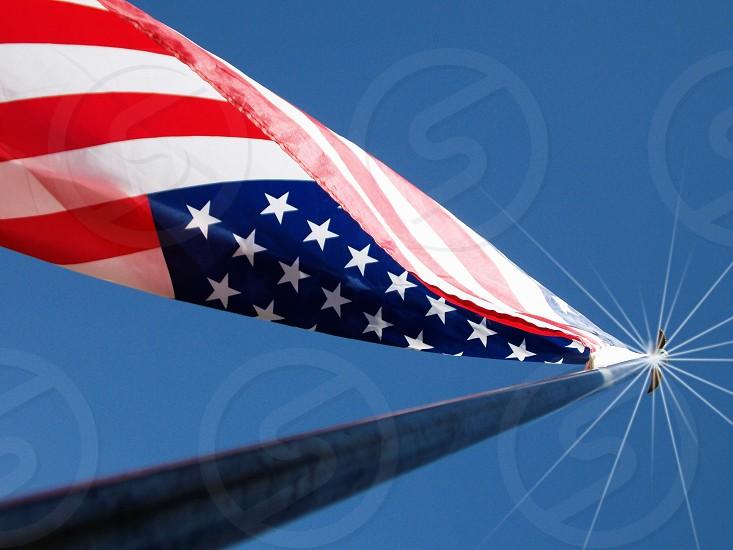 us flag photo