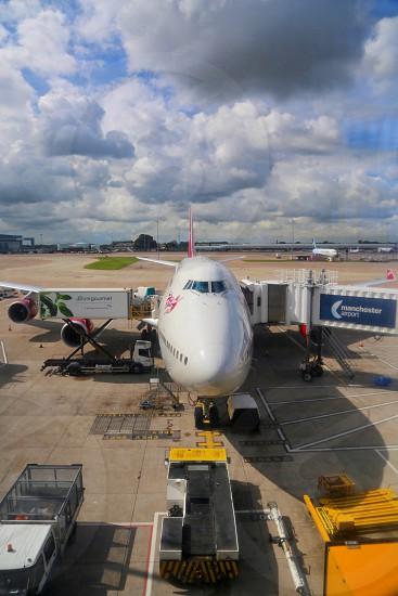 Airport terminal photo