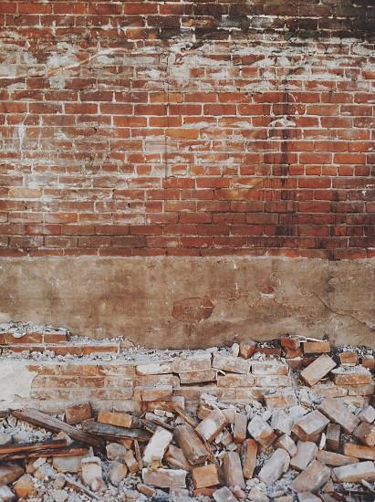 Bricks and mortar photo