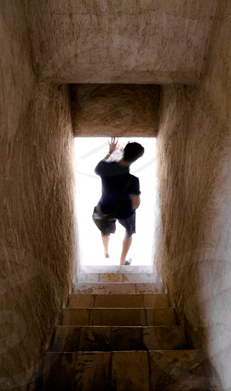 Through the portal photo