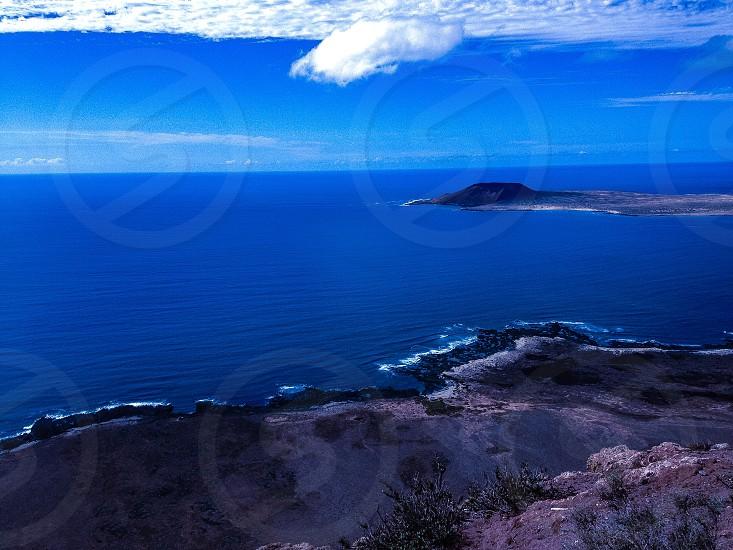 Lanzarote Coastline photo