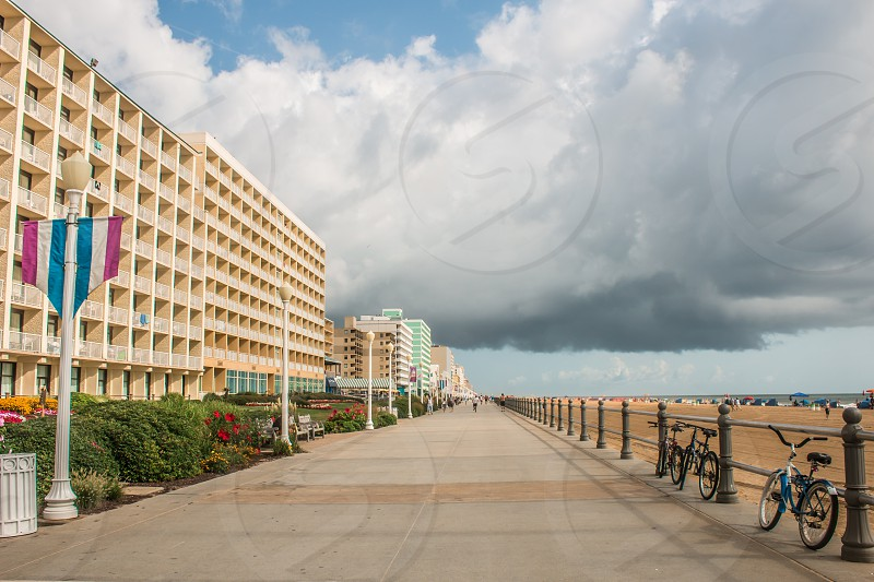 The Virginia Beach Boardwalk photo