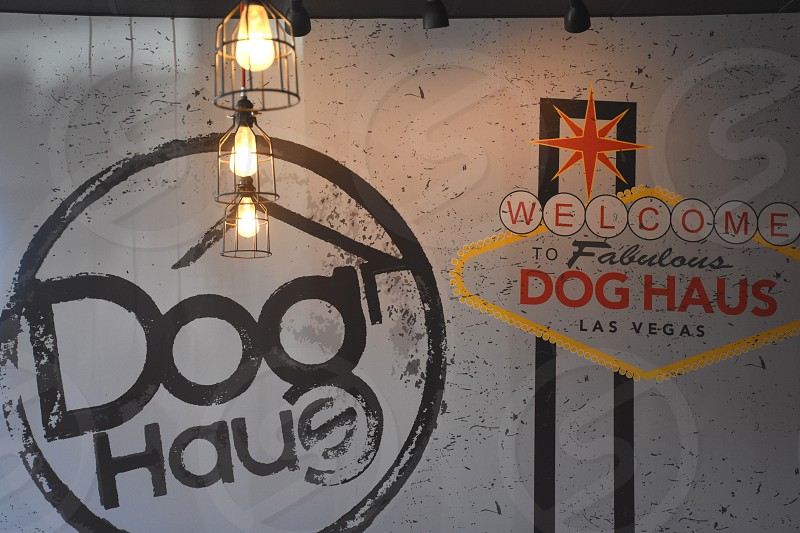 welcome to fabulous dog haus las vegas photo