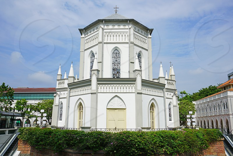 CHIJMES in Singapore photo