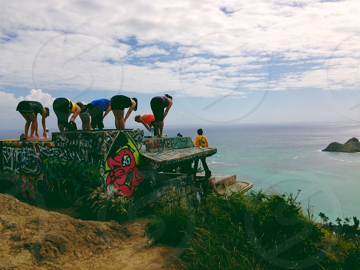 Pillbox Hike Hawaii Yoga Landscape Adventure Travel photo