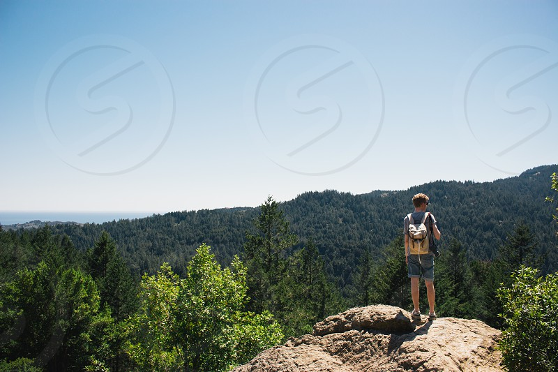 adventure explore nature hiking summer life happy photo