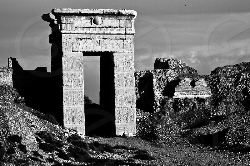Egyptian Ruins photo