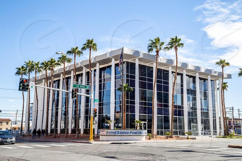 Post Office in Las Vegas NV  photo