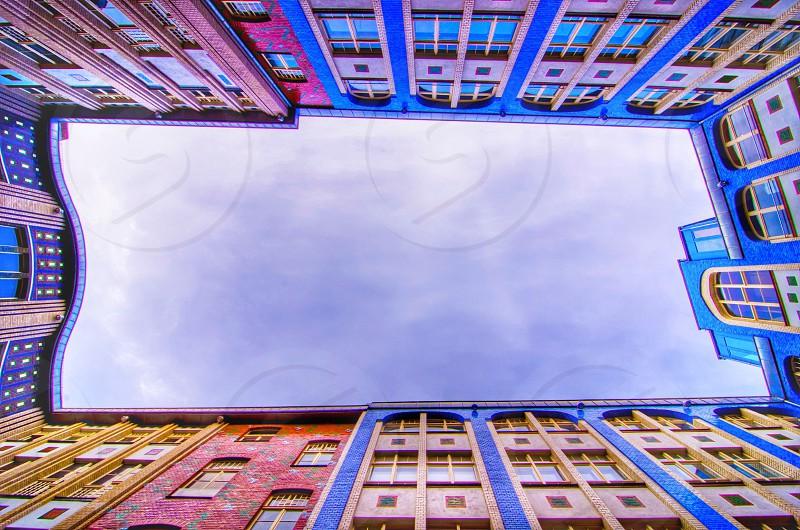 skyscraper view  photo
