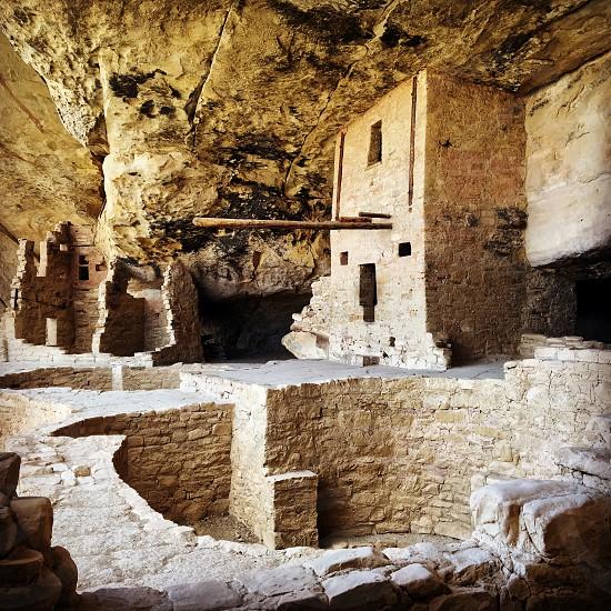 Balcony House Mesa Verde National Park ruins history Indian Pueblo photo