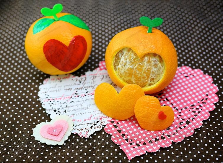 Orange Lovers♡ (2) photo