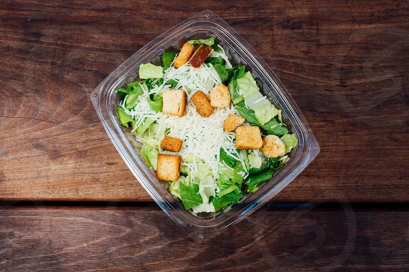 Escape From New York Pizza - Caesar Salad photo