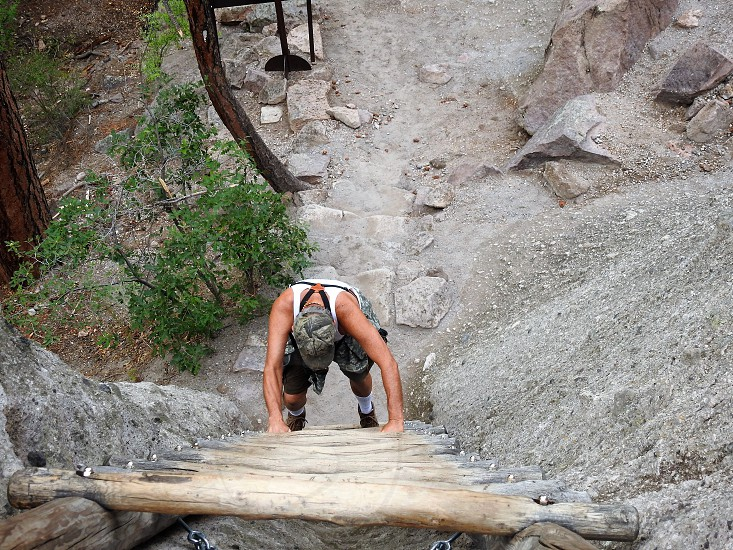 Don't Look Down. New Mexico photo