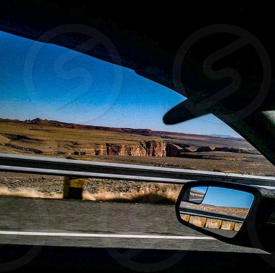 Colorado River valley photo