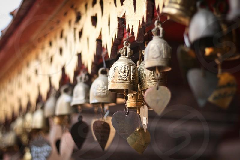 Lucky bells Chiang Mai photo
