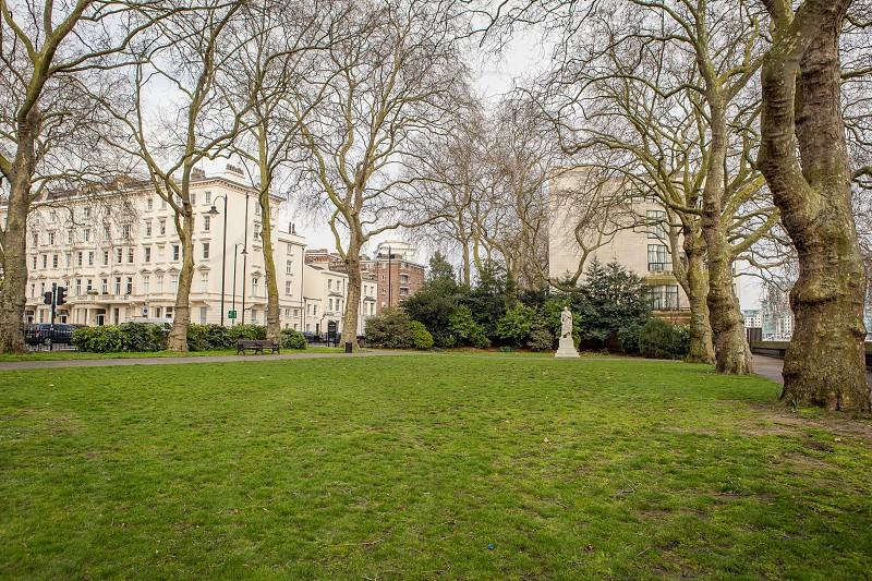 Pimlico Gardens London photo