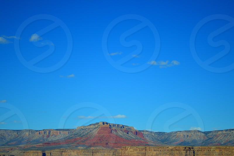 Grand Canyon west rim  photo