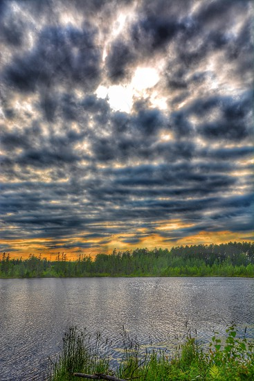 Northern sky photo