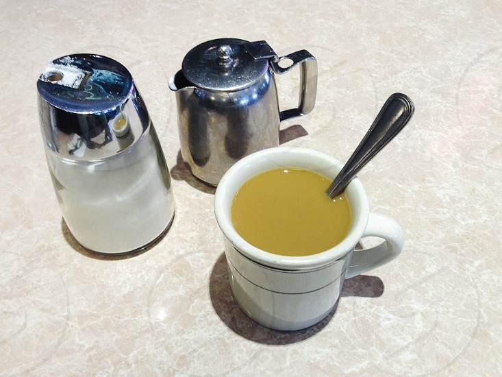 coffee mug white photo