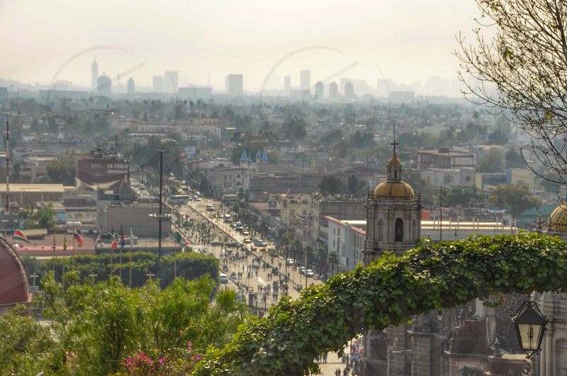 Mexico City Mexico.  photo