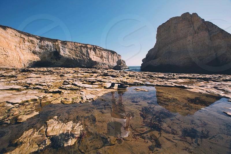 Shark Fin Cove Ca photo