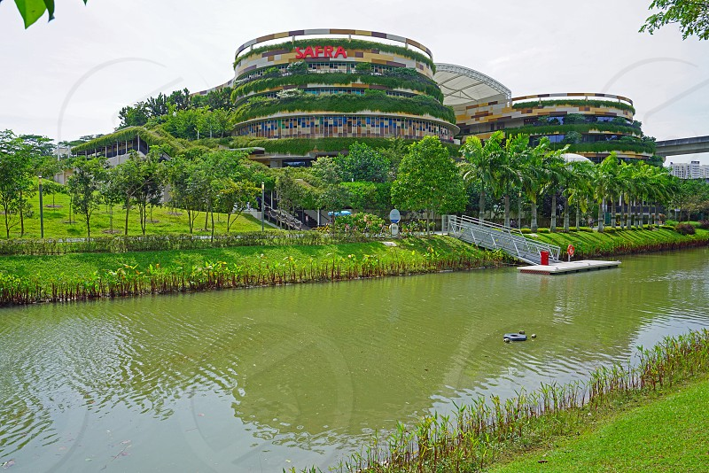 Punggol Waterway Park in Singapore photo
