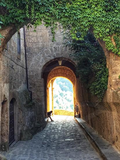 Civita di Bagnoregio Italy photo