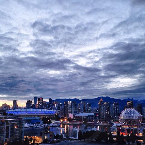 Vancouver BC Canada photo