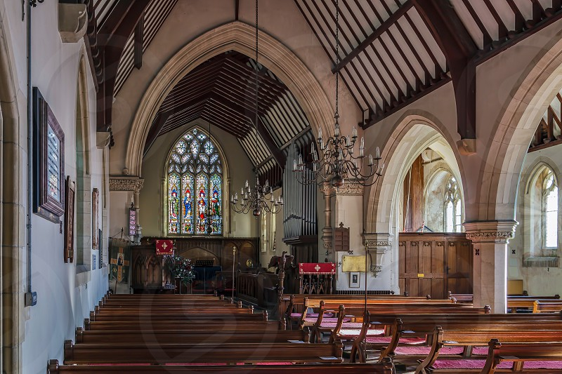 St Stephen's Church Hammerwood photo