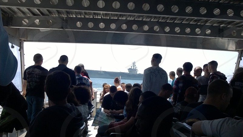 USS Ronald Reagan photo