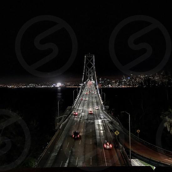 Bay Bridge San Francisco Bay Area photo