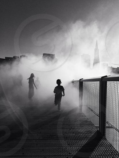 I love fog! photo