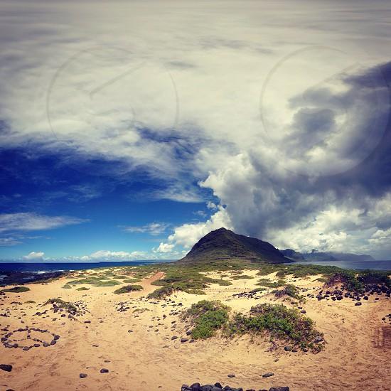 Ka'ena Point Hawaii - North Shore meets the West photo