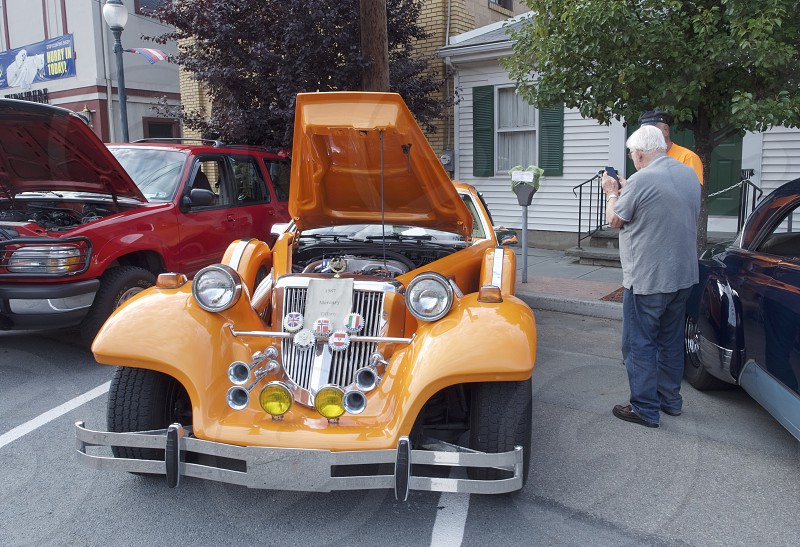 Lifestyle Active Seniors Classic Car Show        photo