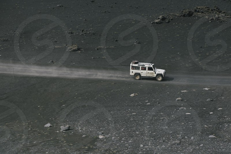 Summer in Iceland with our Defender photo