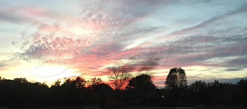 #beautiful sunset photo