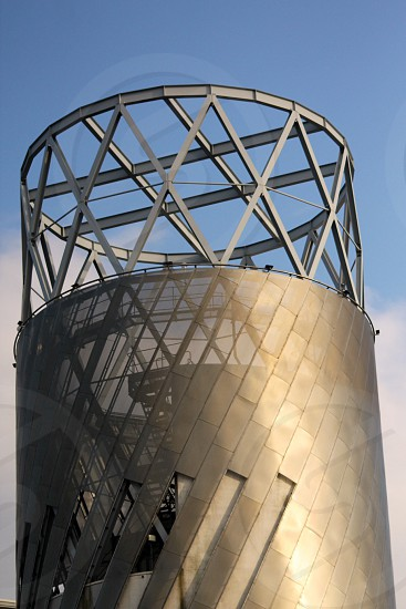 The Chimney at the Lowry  Salford Quays  photo