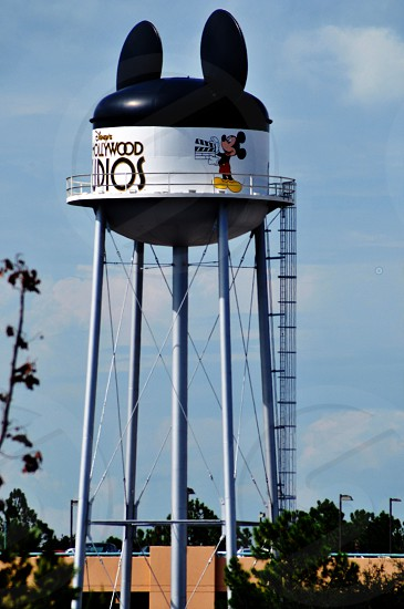 Earful tower at Hollywood Studios photo